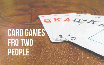 Get enjoy of Best 8 Card Games for two People For Good