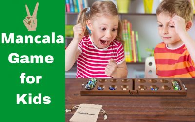 How to Play Mancala game for Kids
