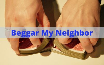 The Secret Of How to Play Beggar My Neighbor Card Game