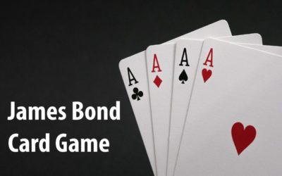 How to play James Bond card game Shortcuts – The Easy Way