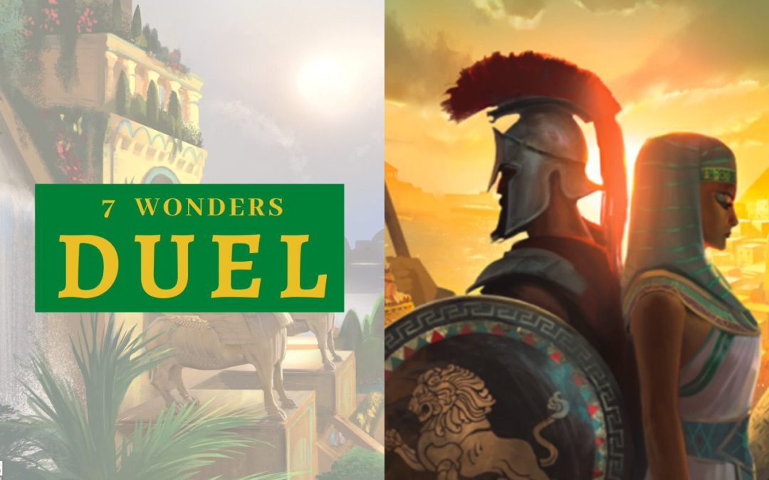 How To Play 7 Wonders Duel Board Games: A Simple Definition