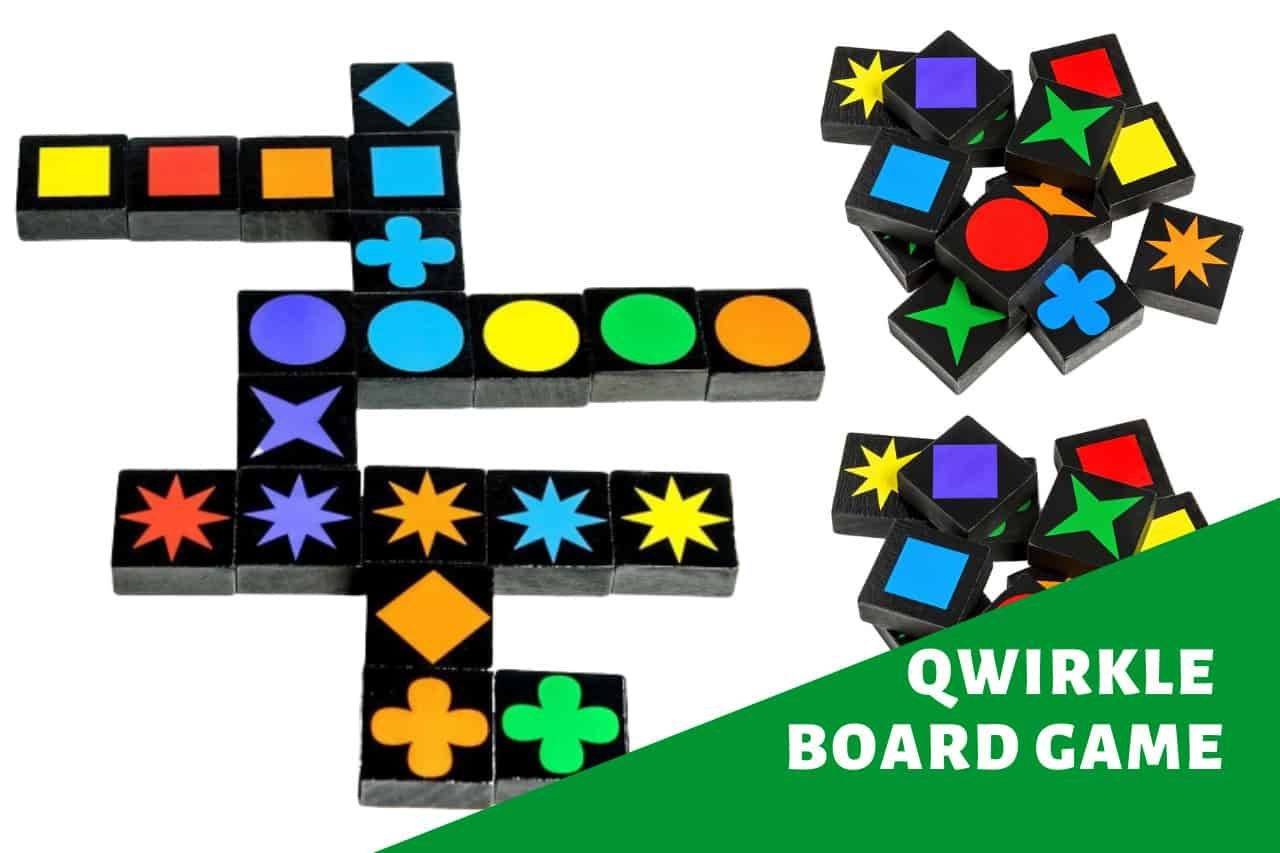Best Qwirkle Board Game: How to Play, Rules, GamePlay, Tips